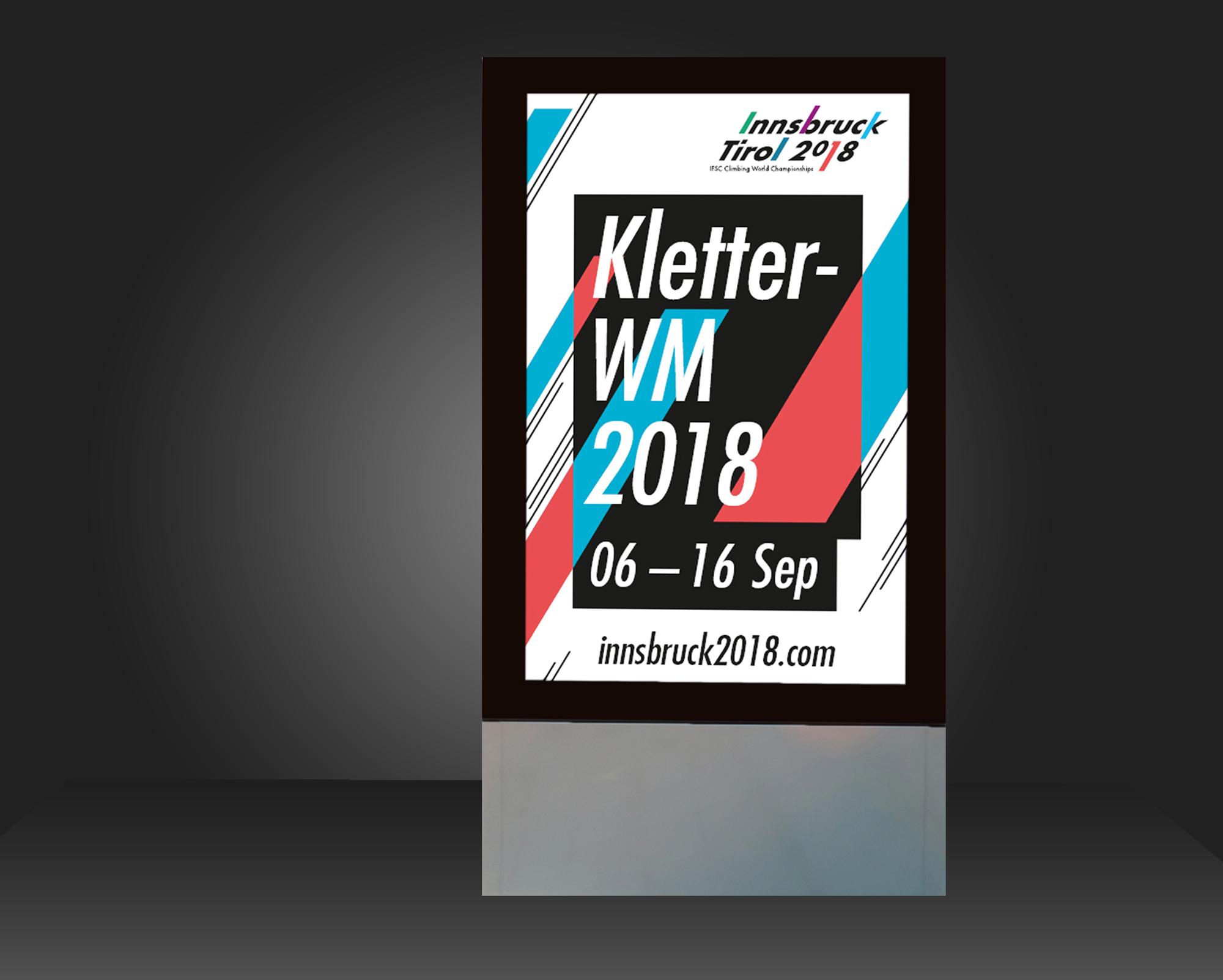 Kletter-WM Innsbruck 2018